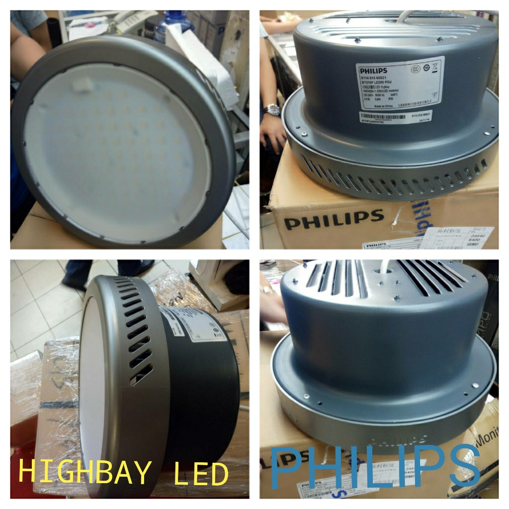 Lampu industri Highbay Led Philips
